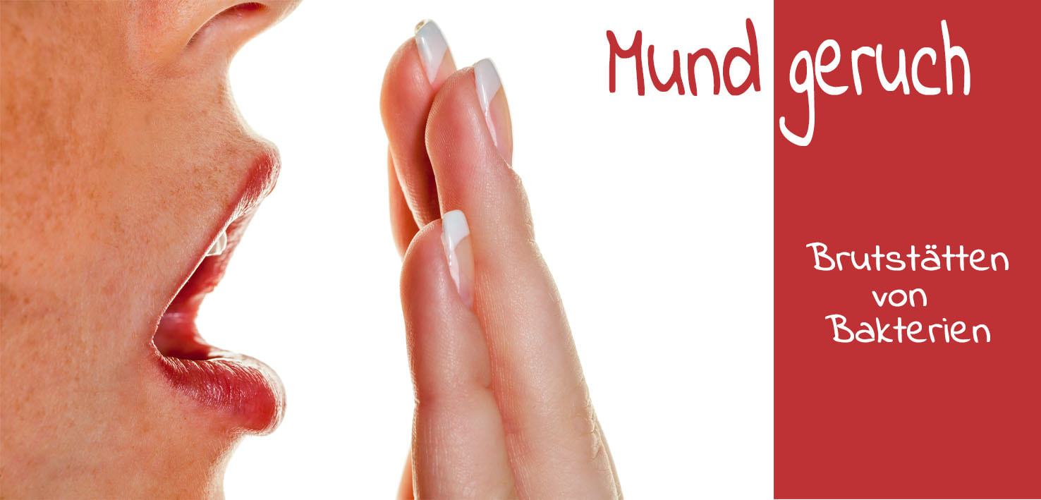 Mundgeruch - Halitosis